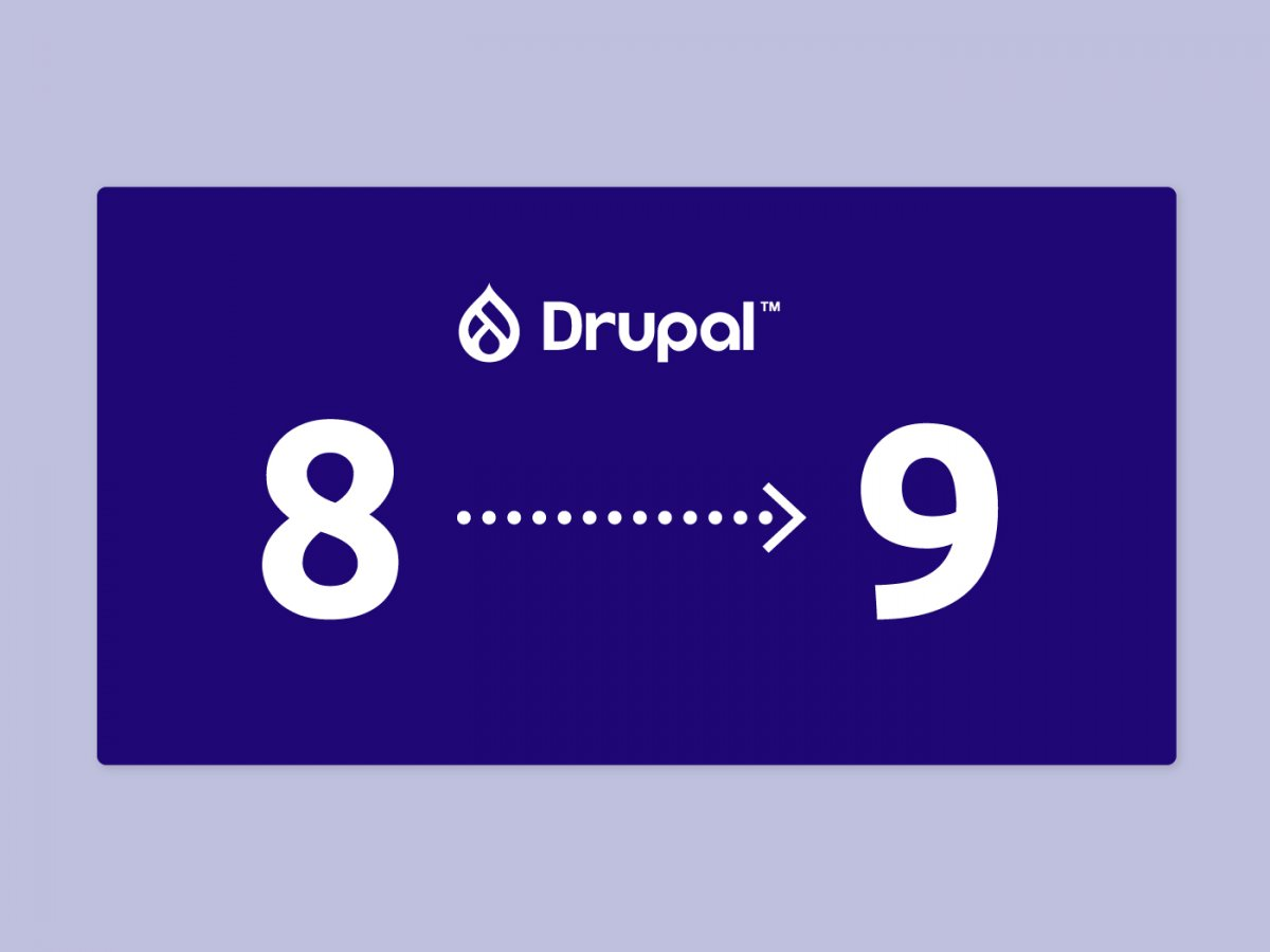 Wrap-up Drupal 8 auf 9